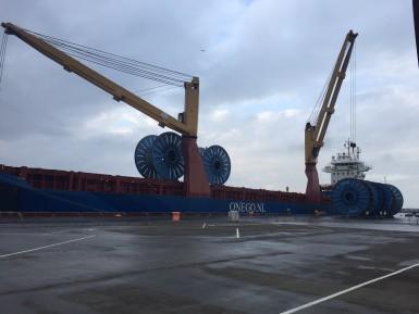 Return Cargo Discharge