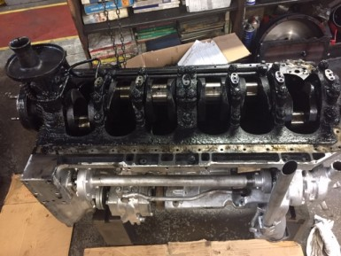 Engine Rebuild & Repair